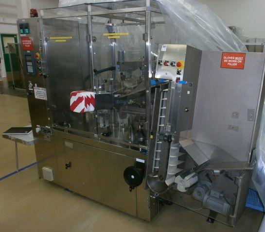 Comadis C155  Plastic Tube Filling Machine