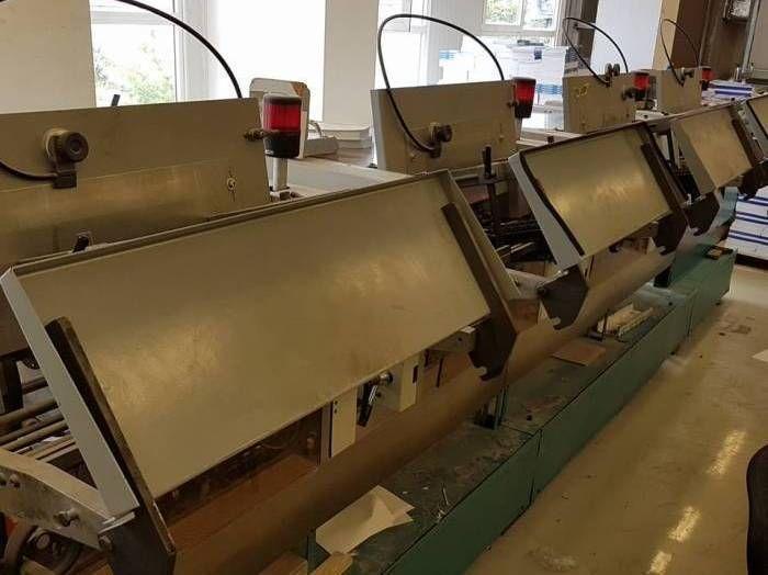 Brehmer, McCain S 1000 Stitching machine