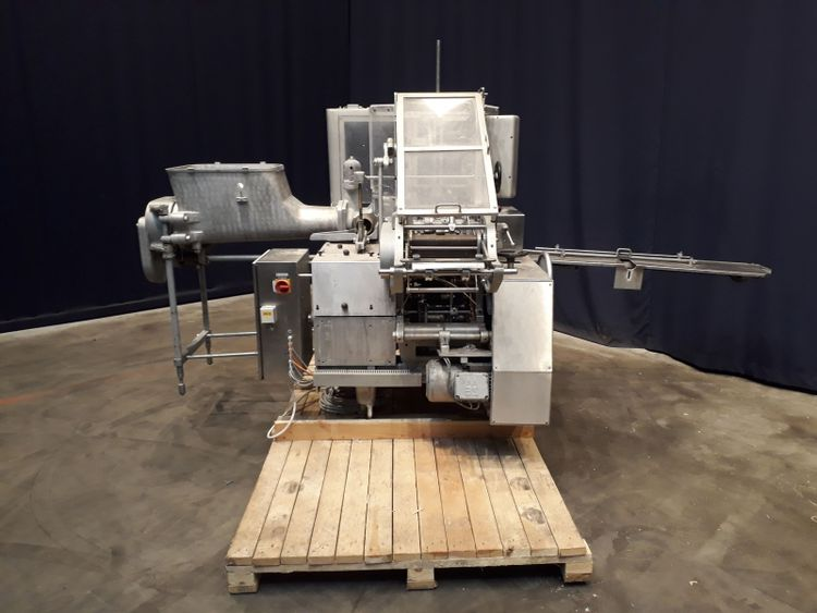 Benhil 8380 Fully automatic filling and wrapping machine for butter