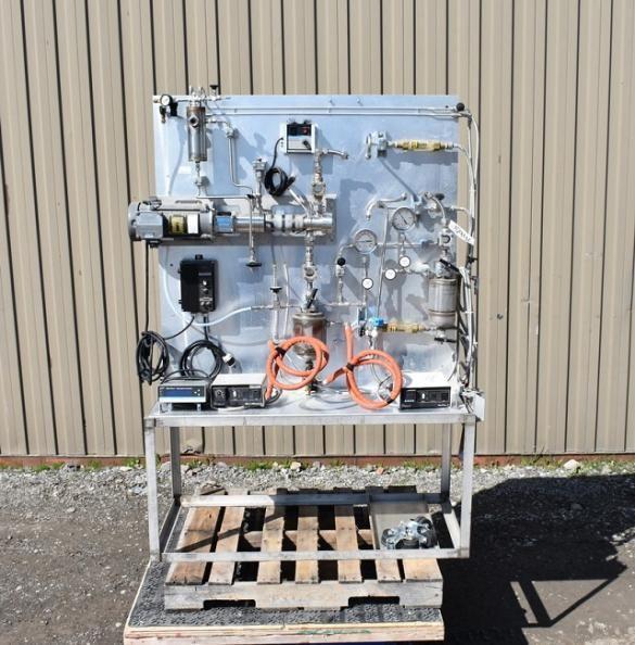 "LCI 316 SS LCI ""Labvap"" thin film evaporator"