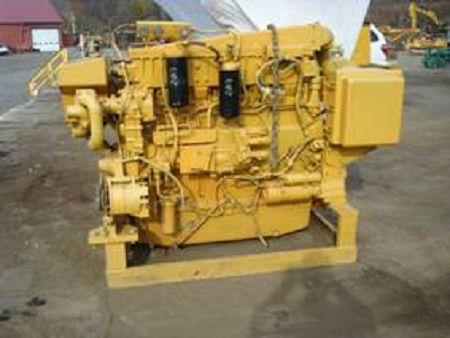 3406TA Marine Engine