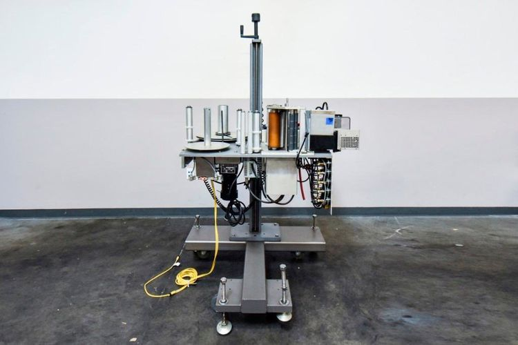 NJM 400L Final Touch Print and Apply Labeler