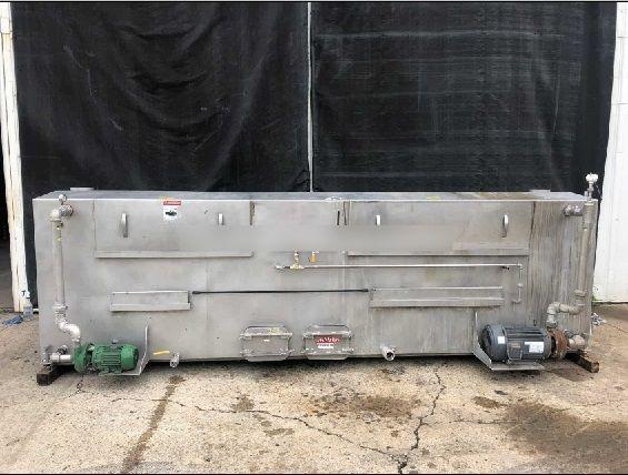 Continental C20R Single Lane Case Washer