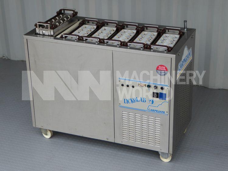 Carpigiani LickoLab 500 Ice Cream Stick Popsicle Machine