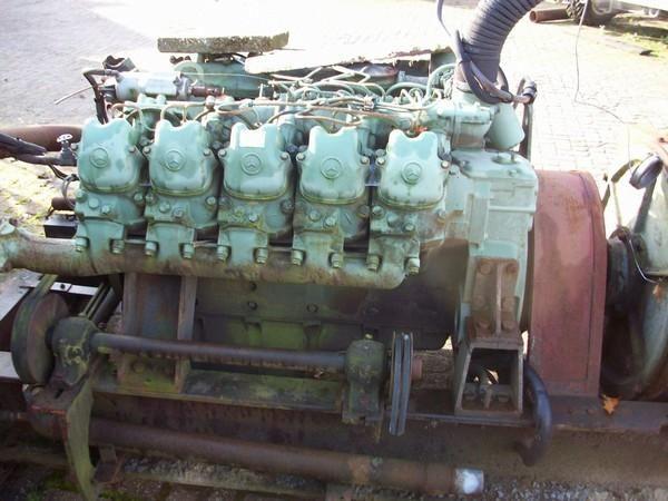 Mercedes OM 403 Generator 180 KVA
