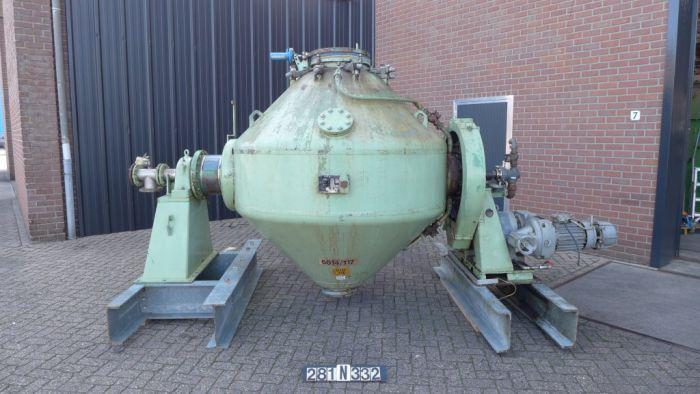 De Dietrich Codap 80 Tumbler dryer