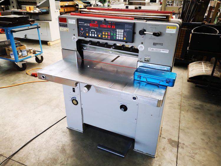 Horizon APC T 61, Hydraulic cutting machine
