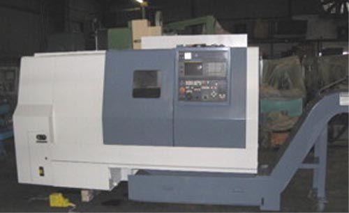 Mori Seiki CNC Controller 3500 rpm SL-25B/500 4-AXIS CNC TURNING CENTER 2 Axis