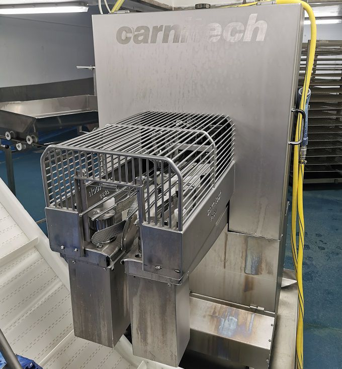 Carnitech 2630 Filleting Machine