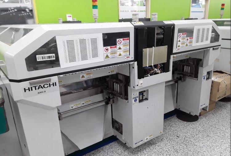 4 Hitachi GXH-3
