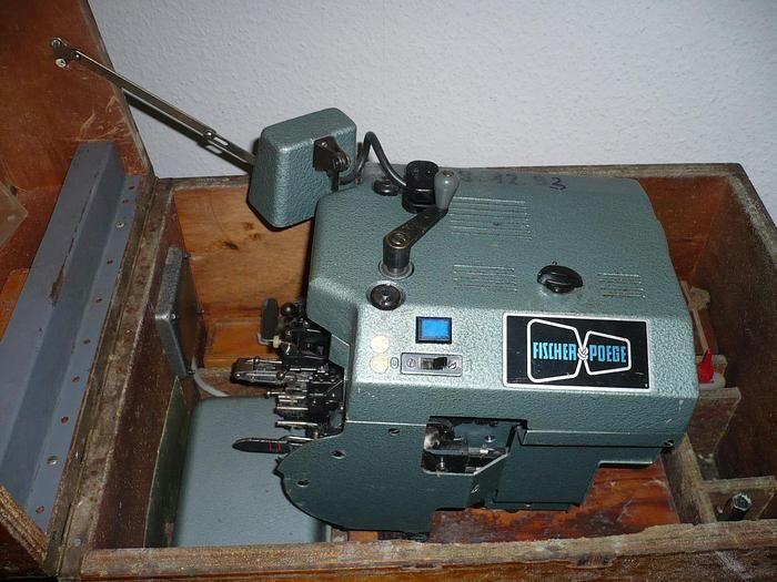 Fischer poege PU-KL Warp tying