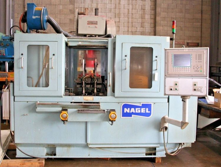 Nagel TF4-20 Variable Tape Finisher