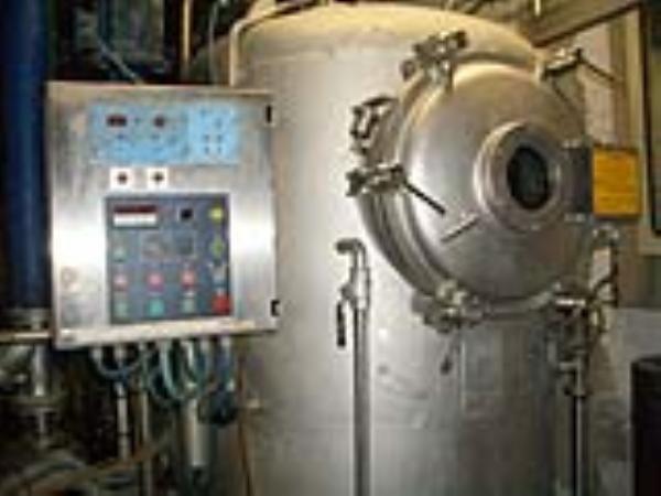 Laip 600/2, Flow dyeing machine 180 Kg