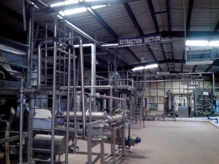 Others Fruit pulp and Concentrate extraction plant