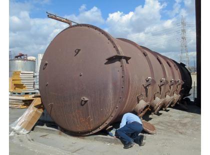 Girdler 18000 Deodorizer Vessel Tank