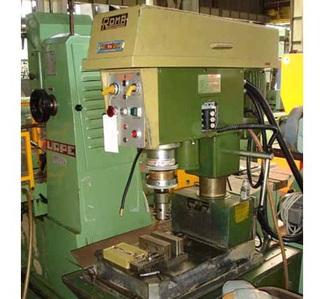 Gloria M16 B 780 revolutions / min bench tap machine