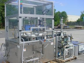 Terco ROTARY, AEROSOL FILLING SYSTEM.