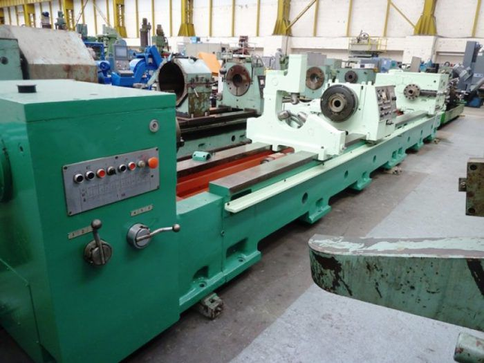 Ryazan Deep Hole Drilling Machine Max. 5000 rpm PT60104 x 2500 mm