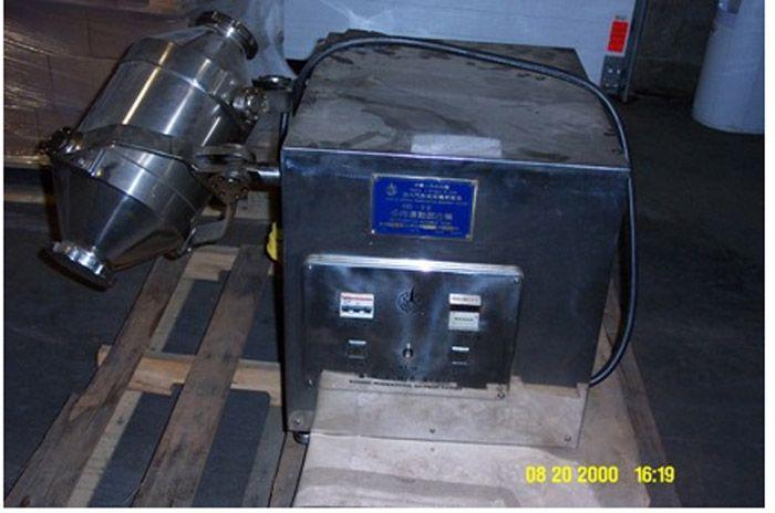 Wenzhou Pharma HD-20 Mixer Bench Top
