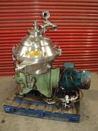 Westfalia SA 20-06-076 clarifier centrifuge