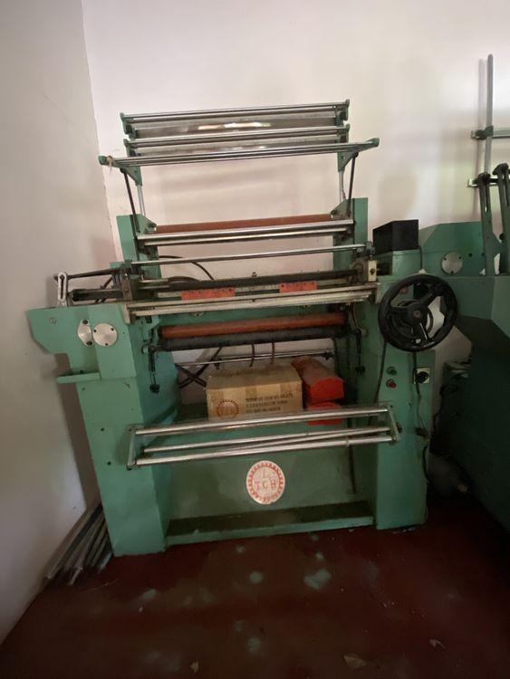 2  TCH Crochet machine