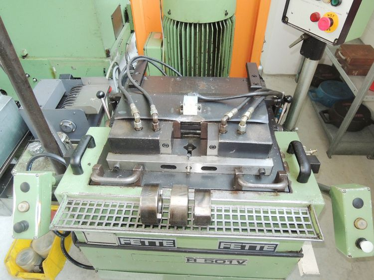Fette R 501 V Variable Thread Production Machines