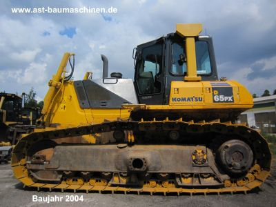 Komatsu D65PX15 Bulldozer