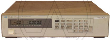 Hewlett Packard (HP) 6634A potentiometers