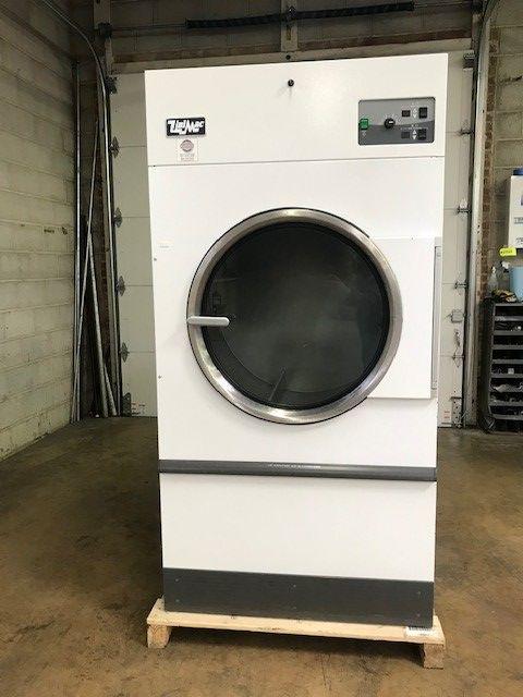 Unimac UT075NQT, 75 LB Gas Dryer