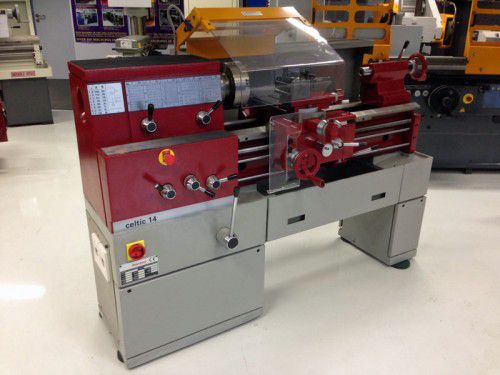 Mondiale Engine Lathe 1600 rpm New Celtic 14