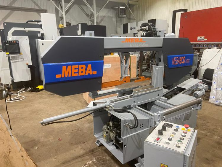 Meba, Peddinghaus 410DG-700 Band Saw SEMI AUTOMATIC