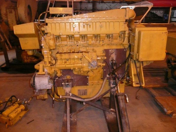 Caterpillar 3406TA Diesel Marine Engine