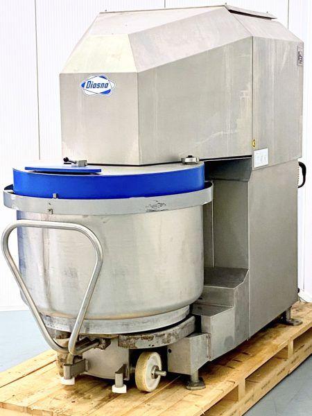 Diosna WV240 AF/T wendel mixer