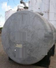 Others Aluminum Horizontal Tank 2,000 Gallon
