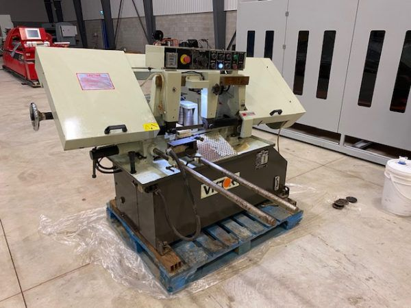 Victor Victor Auto – 10HS Horizontal Bandsaw Automatic