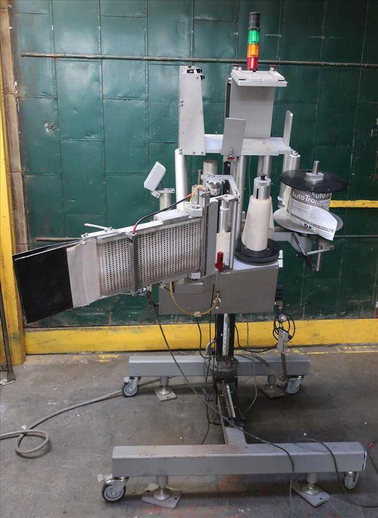 Label Aire 5515 LH LBLR W/FAN FLC Pressure Sensitive Labeler