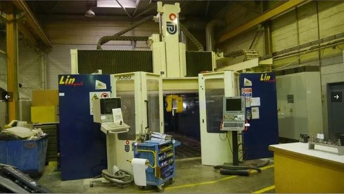 Jobs LINX COMPACT 30 5 Axis
