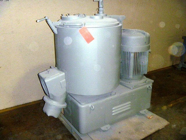 Prodex 150L, Henschel Mixer
