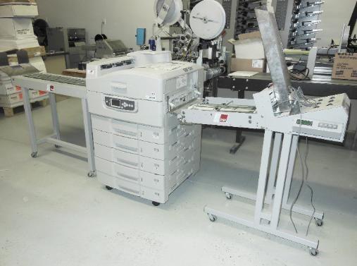 PSI LM 3640 Series, Laser Envelope Printer