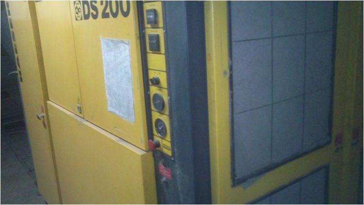 MTA DMN 060/A, Compressor