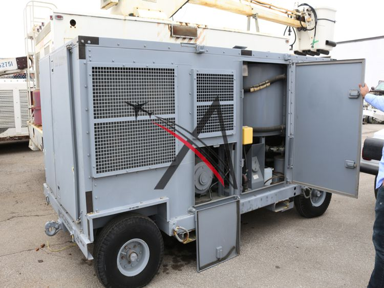 Engineered Air Systems (EAS) MA-3D Air Conditioning