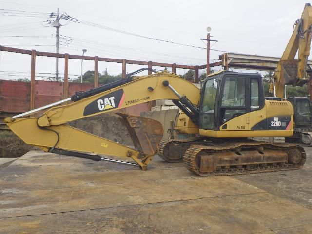 Caterpillar 320DRR Excavator
