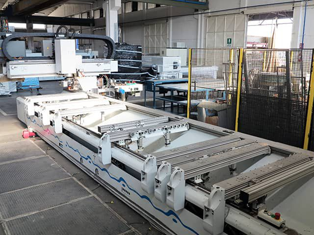 Homag BAZ 222/60/K, Machine Centre for Routing, Drilling and Edgebanding 3