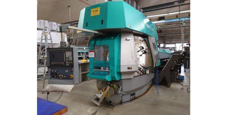 Index Siemens 840D 5000 rpm MS52C Multi Axis