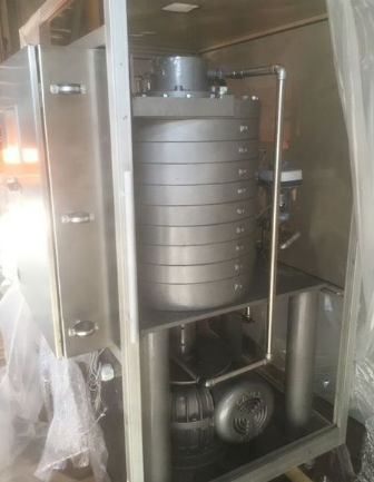 Aasted AT 1000 Tempering machine