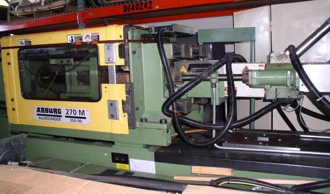 Arburg 221M-250-55 30 TON