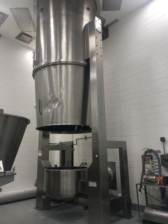 Vector FLX-M-500 Fluid Bed Dryer