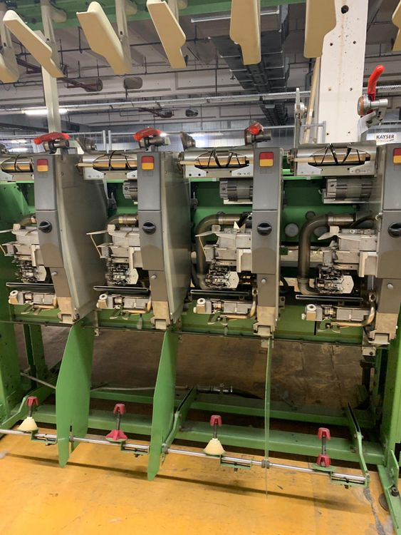 Schlafhorst 238 - 147  II. Generation Cone/tube  to Cone automatic winding