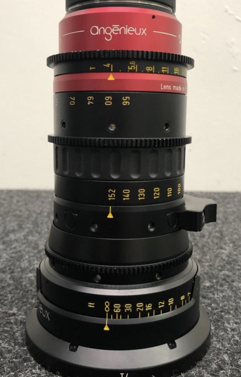 Angenieux Optimo Anamorphic 56-152mm Lens