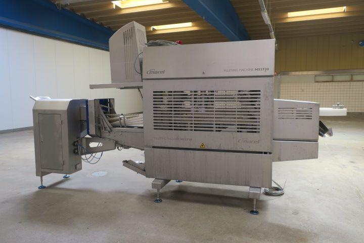 Marel MS 2730 filleting machine